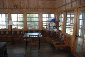 Sunrise room, Hike Inn