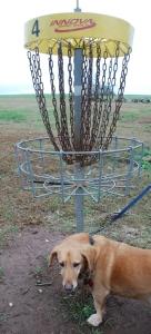 It's my favorite kind of golf hole -- a dogleg!