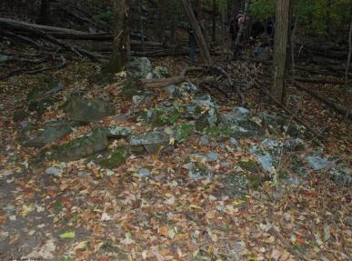 Chimney Stones
