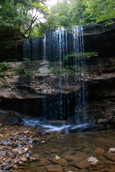 Ranger Falls, Savage Gulf State Natural Area