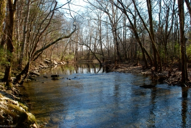 Stones River, Barfield Crescent Park