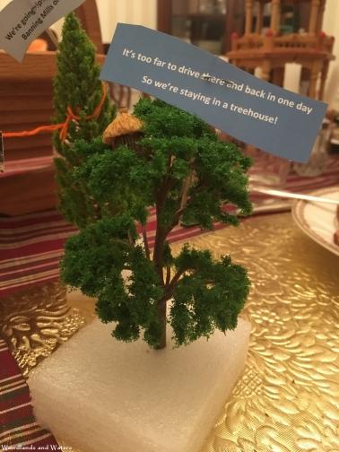 Tree House Present