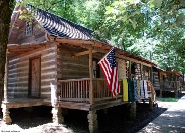 Gott House, Tannehill Ironworks Historic State Park
