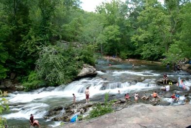 Turkey Creek Falls