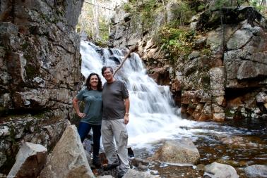 Rocky Glen Falls, Franconia Notch State Park, NH