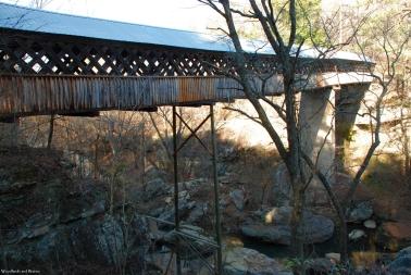 Horton Mill Covered Bridge, Blount County AL