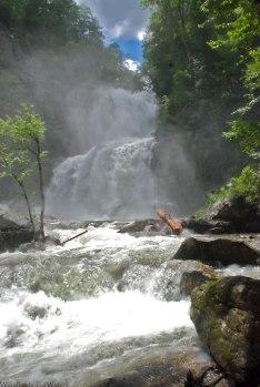 High Falls, Lake Glenville, NC