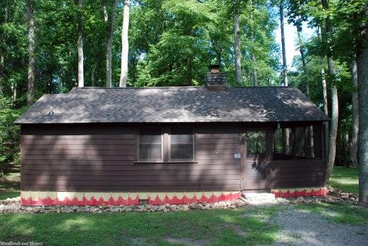 Cabin 20 exterior