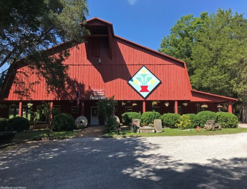 Museum of Appalachia entrance