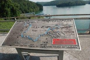 Norris Dam Plaque