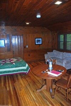 Cabin 20 Interior