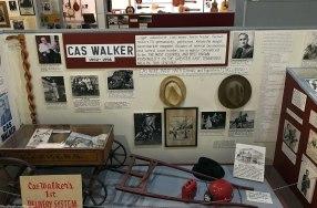 Cas Walker exhibit