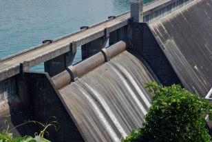 Norris Dam spillway