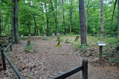 Norton Cemetery, Big Ridge State Park, TN