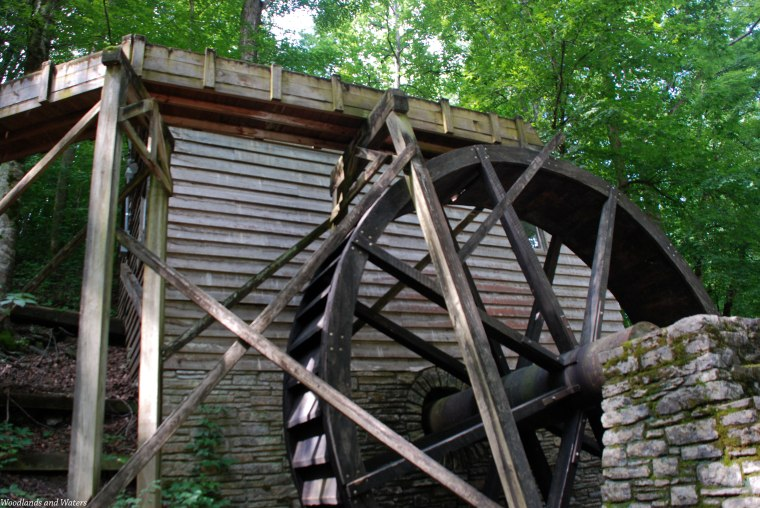 Rice Grist Mill