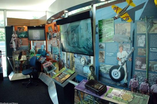 Norris Dam Exhibit