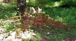 Camp Kinchen ruins