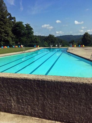 Norris Dam State Park Pool