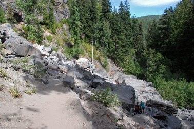 Third (large) landslide