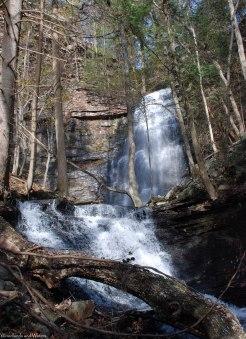 Denny Falls, South Cumberland State Park, TN