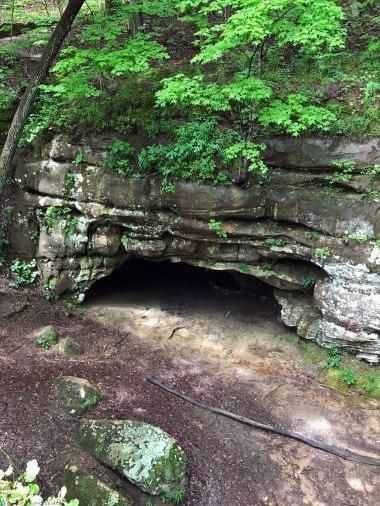 little_cave